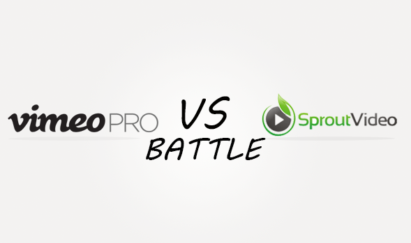 VimeoPRO vs SproutVideo Comparison
