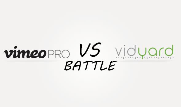 VimeoPRO vs Viayart Comparison