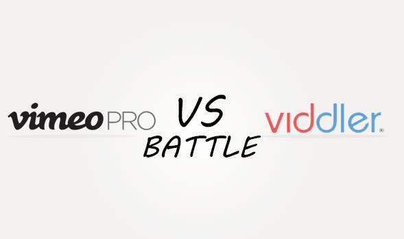 VimeoPRO vs Viddler Comparison