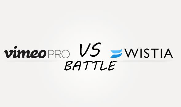 Vimeopro vs Wistia Comparison