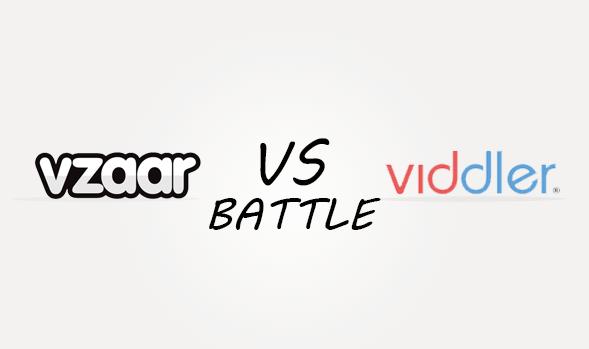Vzaarvs vs Viddler Comparison