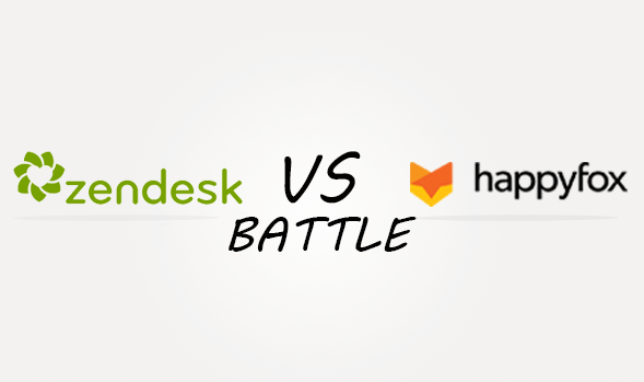 Zendesk vs Happyfox Comparison
