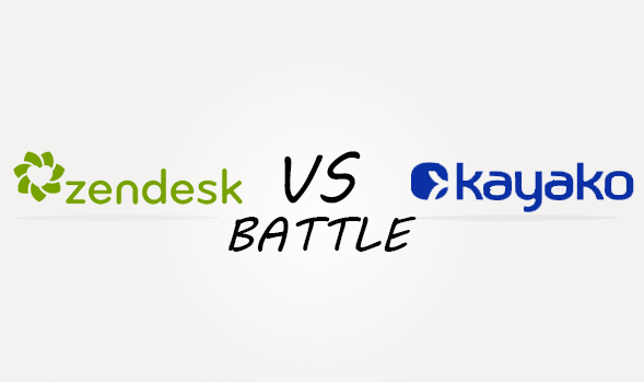 Zendex vs Kayako Comparison