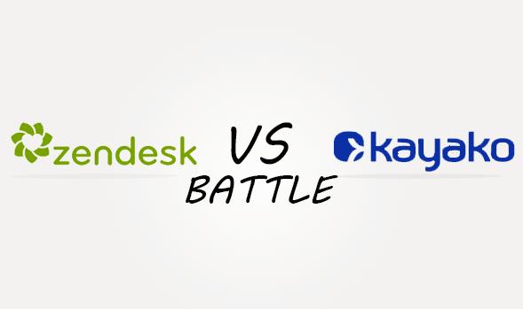 Zendex vs Kayako Comparison