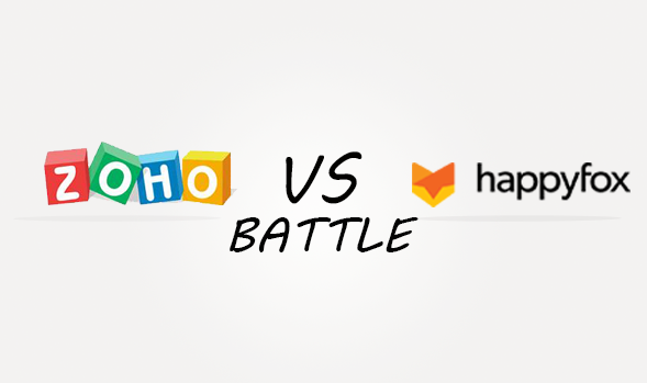 Zoho vs Happyfox Comparison