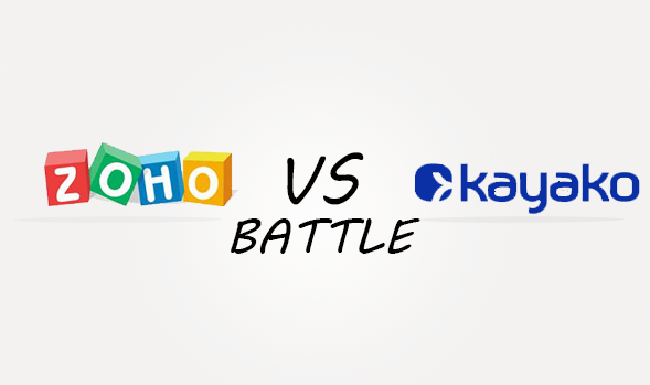 Zoho vs Kayako Comparison