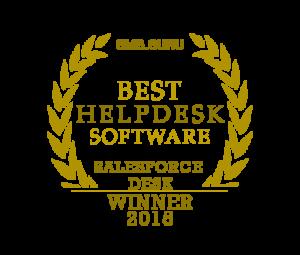 SalesForce best helpdesk software