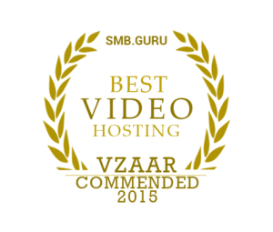 Vzaar best Video hosting