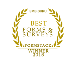 Formstack Best Forms & Surveys
