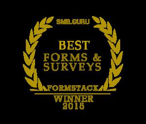 Formstack Best Forms & Surveys