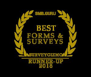 SurveyGizmo best forms & surveys