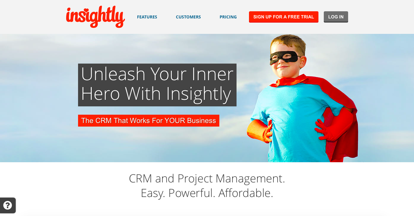 Insightly Review