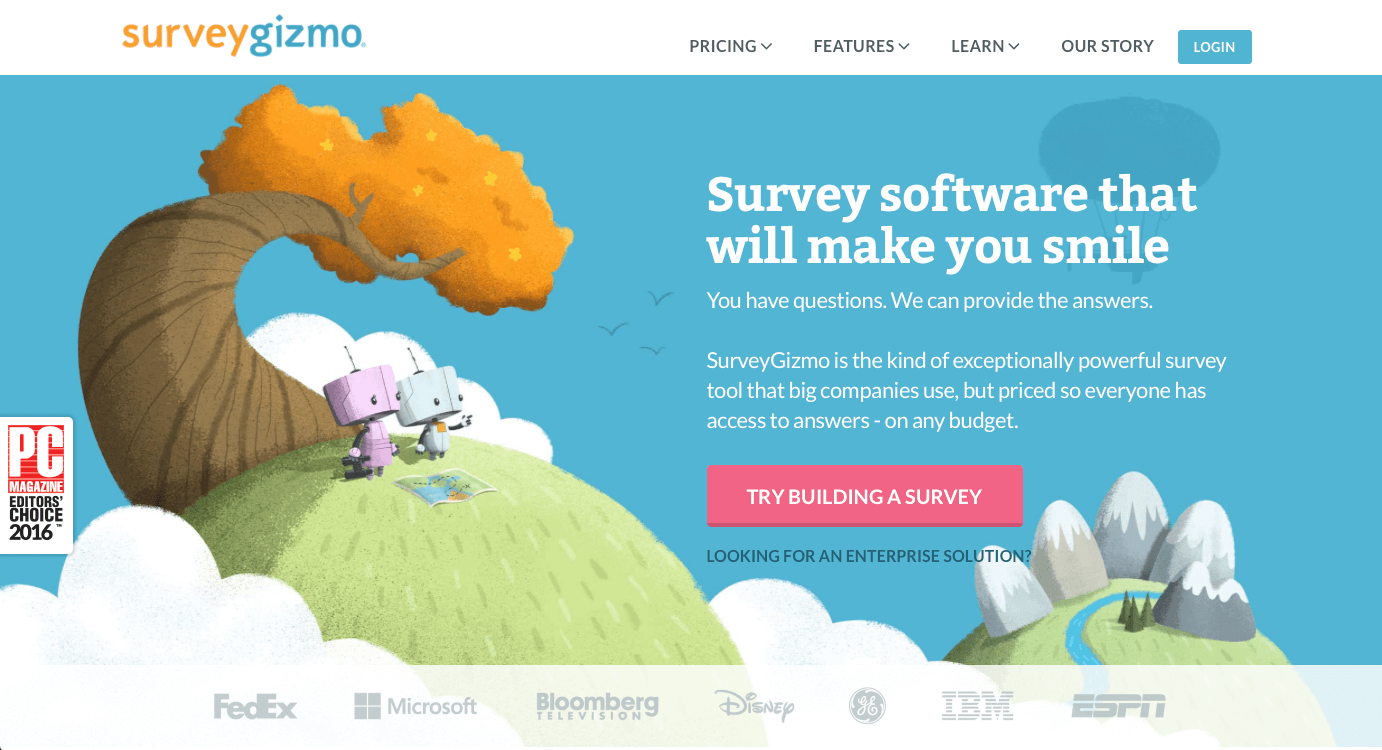 SurveyGizmo Review