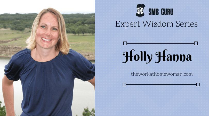 Holly Hanna SMB Guru expert